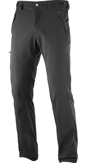 Salomon Wayfarer lange broek Heren Regular zwart